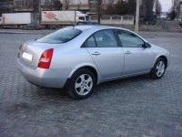 Vand bara fata/spate pentru nissan primera an Nissan Primera 2002