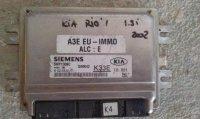 Vand calculator kia rio 1 3i  cod 5wy 0 9c Kia Rio 2002