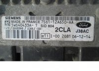 Vand calculator motor ( ecu) ford fiesta 1 4 Ford Fiesta 2007