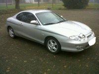 Vand capota hyundai coupe 1 6 i stare foarte buna Hyundai Coupe 2000