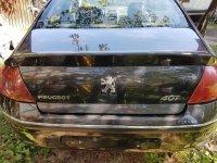 Vand capota spate Peugeot 7,  Peugeot  407 2006