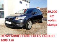 Vand cutie viteze ford focus facelift  1 6 Ford Focus 2009