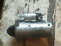 Vand electromotor de opel zafira 1 9 d an am Opel Zafira 2006