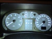 Vand elemente bord renault clio symbol an  1 Renault Clio 2004