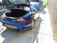 Dezmembrari hyundai coupe din   Hyundai Coupe 1998