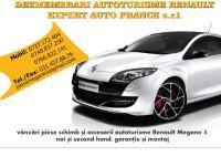 far stanga Renault Megane 3 III (-) , Renault Megane 2012