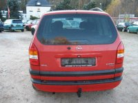 Vand galerie evacuare opel zafira 2 0 diesel din Opel Zafira 2003