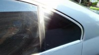 Vand geam stanga spate fix Peugeot 7,  Peugeot  607 2003
