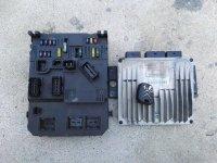 Vand kit pornire Delphi calculator motor, bsi Citroen C3 2005