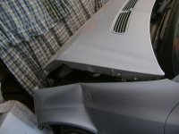 Vand mercedes benz e0 lovit stanga fara Mercedes E 220 2004