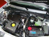 Vand motor euro 5(tip motor k9k e8 kw)si anexe Dacia Logan 2007