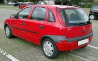 motor opel corsa c Opel Corsa 2003