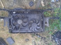 Panou ventilator racire ac Ibiza Cordoba 1.2 Seat Ibiza 2003