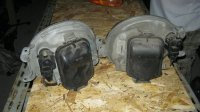 Vand pereche faruri renault twingo Renault Twingo 2001