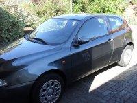Vand piese din dezmembrari cablu ambreiaj Alfa Romeo 147 2002