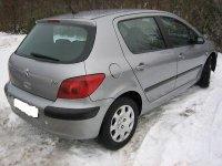 Vand piese din dezmembrari pt peugeot 7 an Peugeot  307 2003