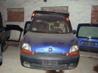 Dezmembrez vand piese originale auto nerulat Renault Kangoo 1998