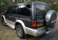 Vand planetare pentru mitsubishi pajero motor Mitsubishi Pajero 1991