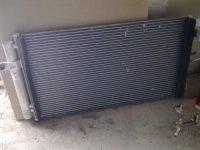 Vand radiator ac radiator apa electro Hyundai I30 2009