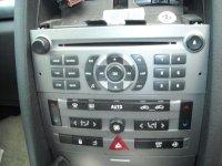 Vand radio cd peugeot 7 2 0 hdi  pret 0 ron Peugeot  407 2005