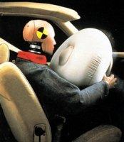 Vand set airbag ssangyong actyon korando kyron Ssang Yong Rexton 2000