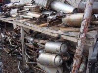 Vand tobe de esapament finale stanga/dreapta Mercedes E 270 2004