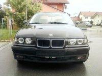 Ventilator radiator bmw 8 1 8 benzina din  BMW 116 1996
