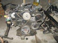 Vind motor passat 2 5 diesel motor anexe turbina Volskwagen Passat 2000