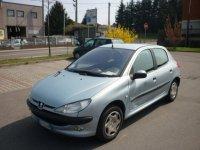 Vind motor vind cutie manuala vind alternator Peugeot  206 2002