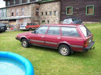 Vind subaru  pentru piese  lei Subaru 1800 1984
