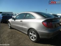 galerie evacuare mercedes C0 cdi coupe, an Mercedes C 200 2008