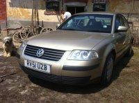 Dezmembrez vw passat an fabricatie  Volskwagen Passat 2003
