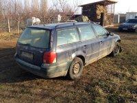 Dezmembrez vw passat b5 3b din  1 9 tdi 6 cp Volskwagen Passat 1999