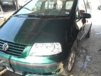 Dezmembrez vw sharan 1 9 tdi din  motor auy Volskwagen Sharan 2002