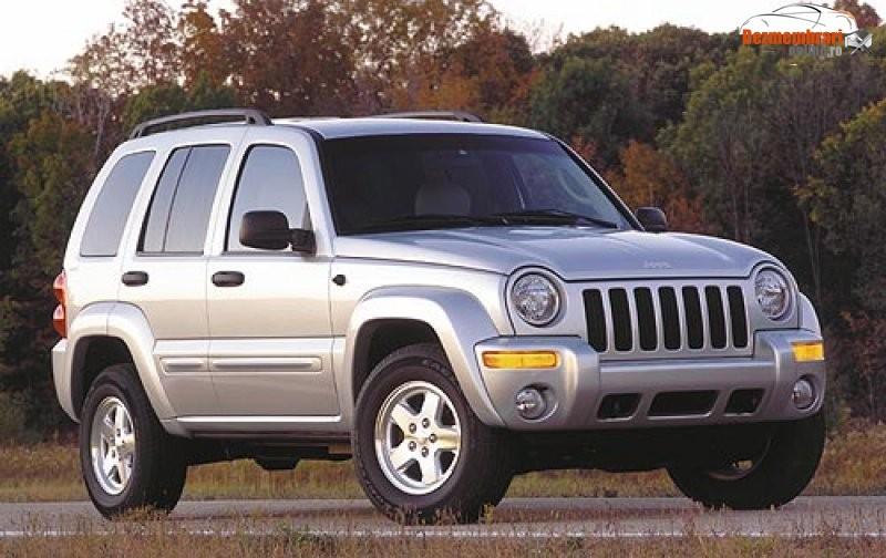 Jeep Liberty: 11 фото.