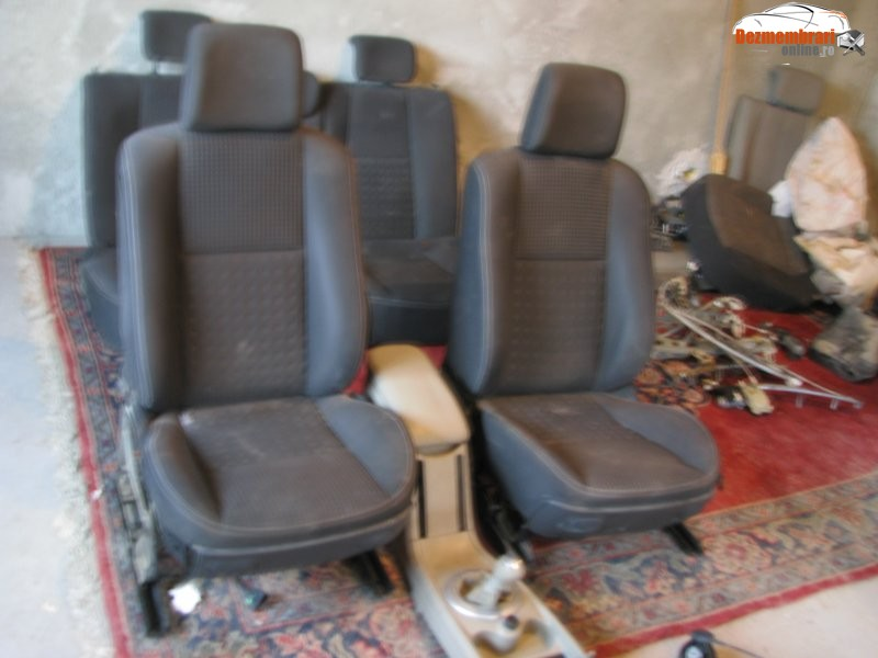 Scaune Renault.Scaun Textil Cu Aribag Din Dezmembrari Renault Megane 2 Id 5116