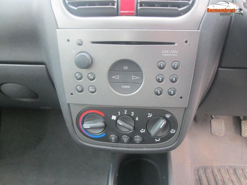 Vand echipament interior pentru opel corsa c din motor 1 2 for Opel corsa c interieur