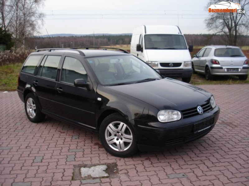 vand piese din dezmembrari pt vw golf 4 break an motor 1 9 tdi id 280. Black Bedroom Furniture Sets. Home Design Ideas