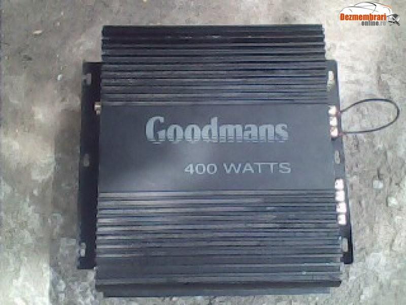 Vand statie si sabufar goodmans 0 wati - ID: 12656 ...
